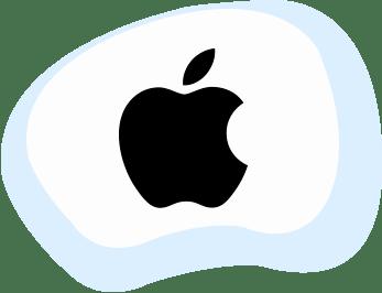 A Sorvete Retrô esteve na empresa: Apple