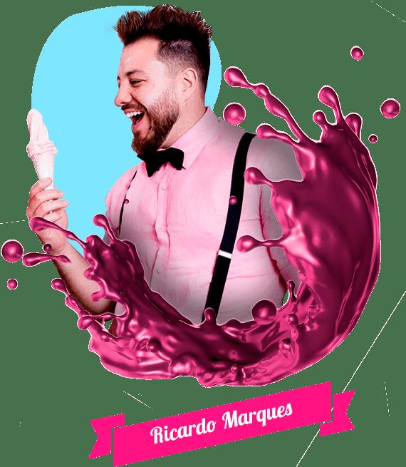 Conheça o Ricardo Marques